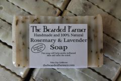 Rosemary & Lavender Soap