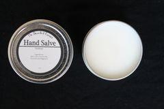 Hand Salve Lavender
