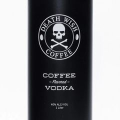 Death Wish Coffee Vodka