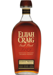 Elijah Craig Barrel Proof Bourbon Whiskey