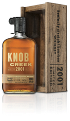 Knob Creek Limited Release 2001 Small Batch #1
