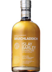 Bruichladdich Islay Barley Single Malt Scotch Whisky 2007