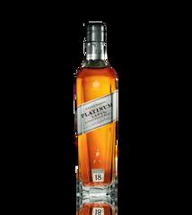 Johnnie Walker Platinum Label Scotch Whisky 18 Years Old