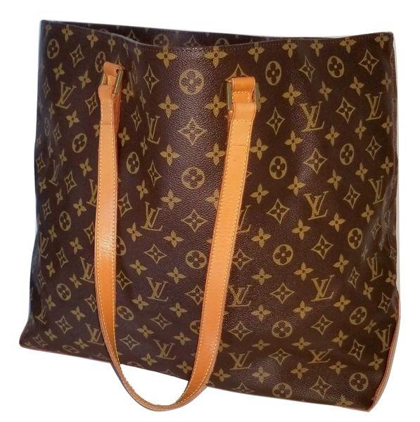 95d563f3e70e SOLD Louis Vuitton Cabas Alto Gm Monogram Tote Shoulder Bag ...