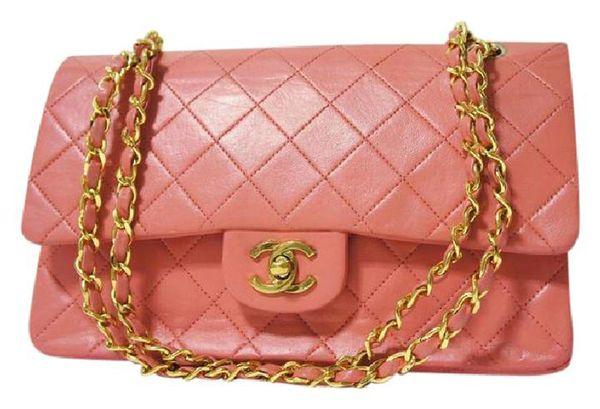 9ec3fc6b620030 Authentic Vintage Chanel Double Flap Classic Bag ...