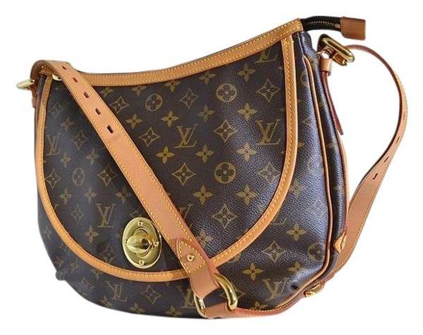 SOLD Louis Vuitton Tulum GM Monogram Shoulder Bag ... 9ddb393461