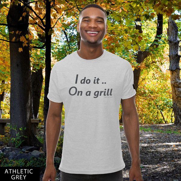 I do it On a grill...DU?