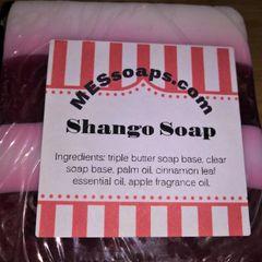 Shango Soap 5oz
