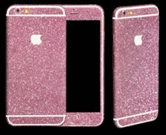 Glamour Glitter Phone Sticker