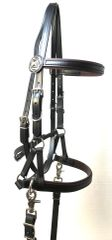 Biothane Halter Bridle, Side Pull Bridle and Wild Style Bridle - All in One!