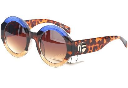 86603233b6c Gucci Inspired Glitter Oversized Sunglasses-BR BL