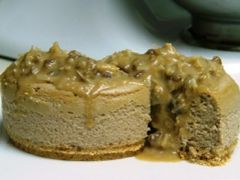 German Chocolate Mini Cheesecake (1 Dozen)