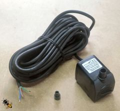 Water Feature Pump 750ltr Outdoor Mains 10 Meters Cable