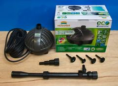 Garden Fish Pond Pump 1500ltr ECO Fountain Waterfall Submersible