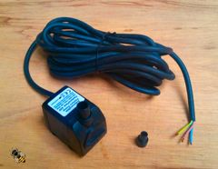 Water Feature Pump 450ltr Outdoor Mains 10 Meters Cable
