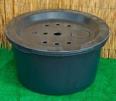 PEBBLE POOL HEAVY DUTY GARDEN WATER FEATURE SUMP 66cm