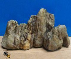 Aquarium Rock Cluster Stone Ornament Artificial Decoration Fish Tank