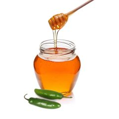 Serrano-Honey Vinegar