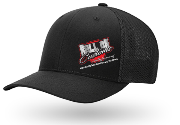 Official ROCSOLID Gear - Roll On Customs Logo Trucker Hat