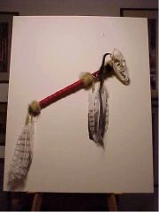 "Coyote Dance Stick 24"" Long"
