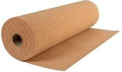 Model Railway Large Cork Roll - 1 Meter wide - 3 mm Thick
