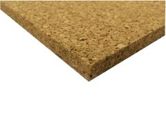Self Adhesive Natural Cork Wall Tiles - 305 mm x 305 mm - 10 mm Thick