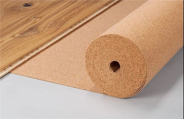 Large Cork Roll - 1 Meter x 4 Meter - Various Thicknesses