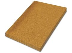 Large Cork Sheet - 915mm x 610mm - Pack of 2