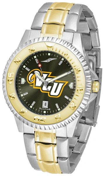 VCU Men's Two-Tone Stainless Steel Competitor AnoChrome