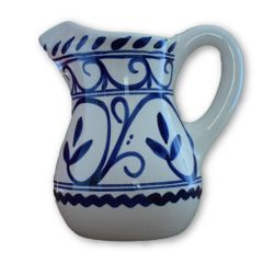 Hand painted Spanish Sangria Jug (Retro)