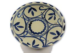 Hand painted Spanish Salad Bowl (Retro)