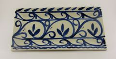 Hand painted Spanish Platter (Retro)