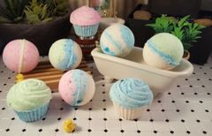 Fizzie Bath Bombs