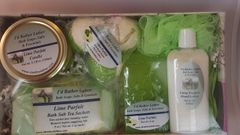Lime Parfait Deluxe Gift Set