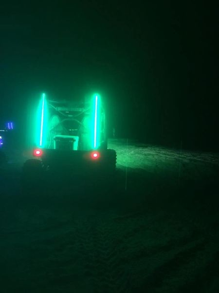 Green led light whip millar light bars fx whips llc green led light whip aloadofball Choice Image