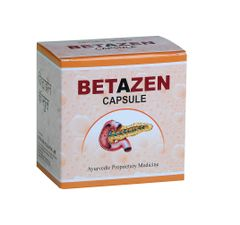 Betazen Caps (60 caps 6 Box)