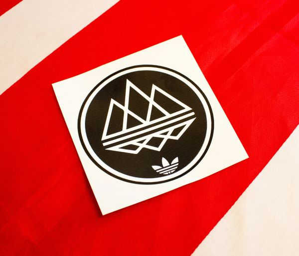 Adidas Spezial print and cut self adhesive vinyl decal sticker wall art various sizes