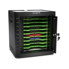 Kensington Charge & Sync Cabinet, 10 Universal Tablet — Black K67862EU