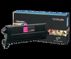 Lexmark12N0769C91x 14K Magenta Toner Cart