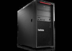 Lenovo P320 TWR Intel® Xeon® Processor E3-1245 v5 (8M Cache, 3.50 GHz) 8GB Non-ECC DDR4 (2 x 4GB) 1TB 7200 RPM Win 10 Pro 64 DG Win 7 Pro 64 Intel® Integrated Graphics DVD±RW 3 Year