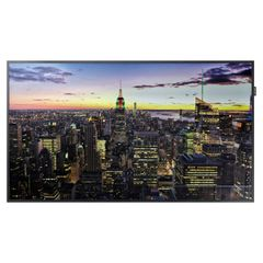 "Samsung QM75F QM-F Series - 75"" LED display for Business"