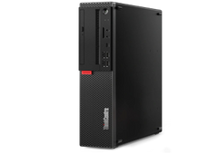 Lenovo M920s SFF Intel® Core™ i7-8700 Processor (12M Cache, 3.20 GHz, 6 Cores) 8GB DDR4-2666 1TB 7200 RPM DVD+/-RW Drive Intel® Integrated Graphics Win 10 Pro 64 3 Year 10SJ002KAX