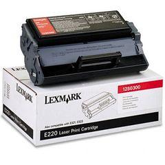 Lexmark12S0300E220 2.5K Print Cartridge