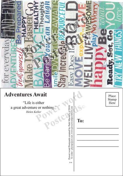Adventures Await