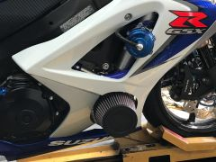 01-08 Suzuki GSXR1000 High-Output Turbo System