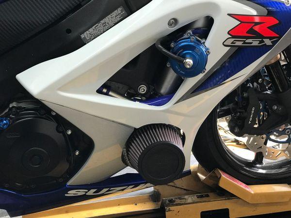 01-08 Suzuki GSXR1000 High-Output Turbo System