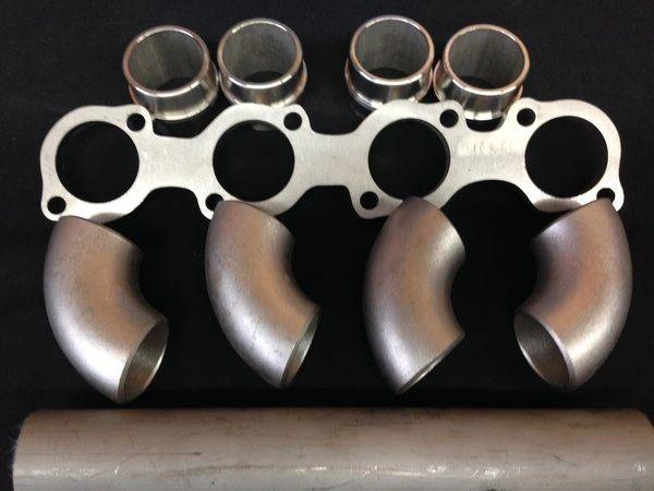 01 - 06 GSXR 1000 DIY Turbo Header Kit