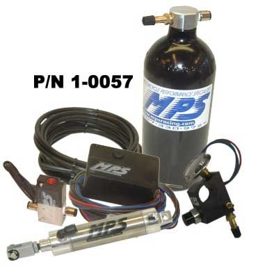 MPS Air Shifter with Engine Kill & Gauge on Button