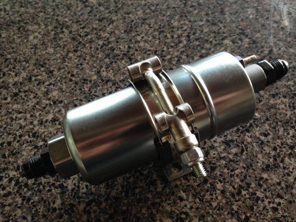 250iL In-Line Fuel Pump