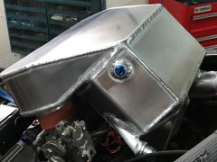 99-07 Suzuki Hayabusa Water/Air Intercooled Plenum
